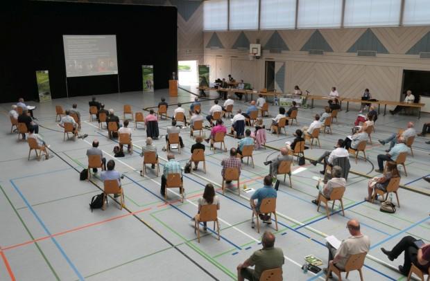 P1041485 620x406 Mitgliederversammlung mit Neuwahlen