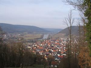 Kloster Eingelberg Großheubach 10.02.2009