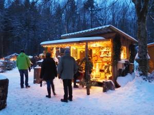 Adventsmarkt Bayrische Schanz (Foto: Bianca Kreß)