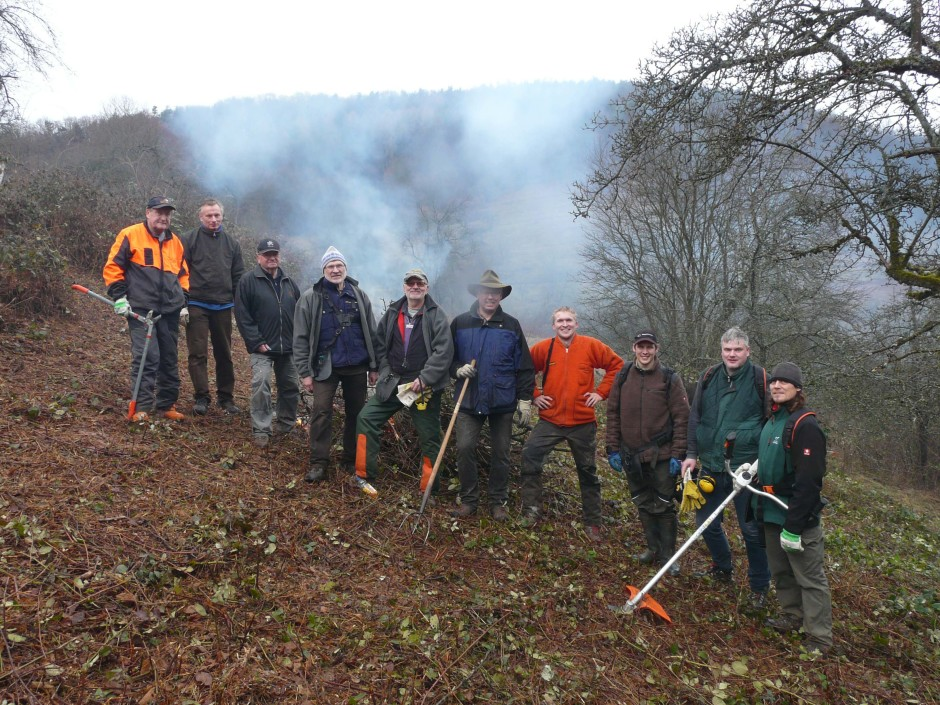 Pressebild 940x705 Heimbuchenthal – Freiwillige Helfer starten Grünlandprojekt