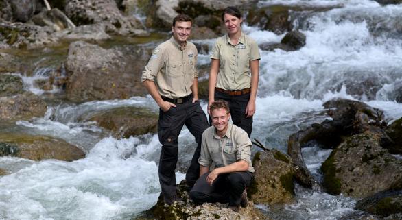 Ranger Nagelfluhkette NP Nagelfluhkette Ranger und Infozentren für den Naturpark Spessart
