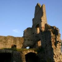 Ruine Homburg (Foto: Julian Bruhn)