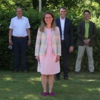 Jahreshauptversammlung, Sabine SItter; Foto: Andreas Gries