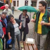 Scheiße-Stadtführung (Foto: J. Seufert)