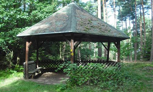 Schutzhütte Eselsweg Der Eselsweg: Geschichte und Geschichten