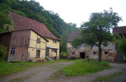 Seemühle alt 300x500 Die Mühlenliebhaber und Wipfelstürmer von Gräfendorf