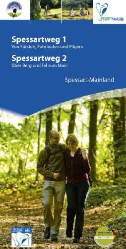 Spessart Mainland Titelseite Neuer Tourenbegleiter zu den Spessartwegen 1 und 2
