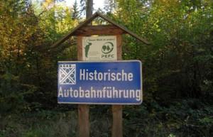 Strecke 46 - Copyright: Naturpark Spessart