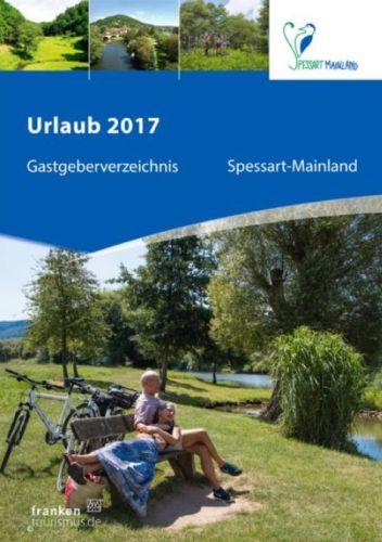 Urlaubsmagazin 2017 Neue Camping Broschüre und Spessart Mainland Urlaubsmagazin 2017