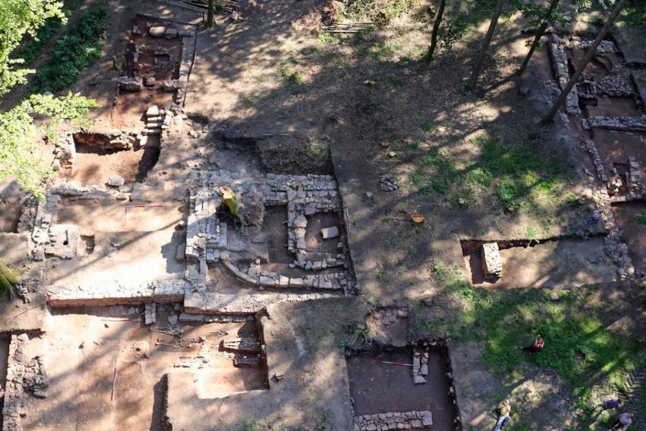 Website Einsiedel Baugeschichte 03 940x627 Ausgrabungen am Kloster Elisabethenzell