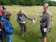 Weiterbildung von Naturparkführern 2014