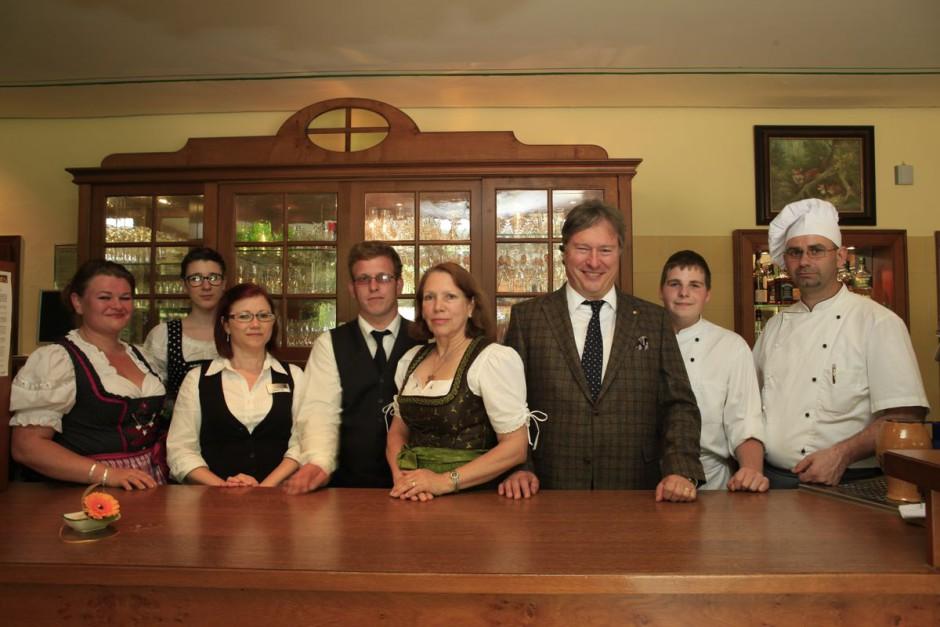 bilder mitarbeiter Samer 940x627 Familie Samer vom Hotel Hochspessart in Heigenbrücken