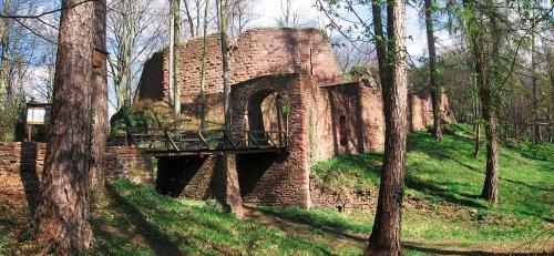 burg Wildenstein WIkipedia cfwiki Dreimal WWW   geführte Wanderung am 3. Januar