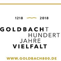800 Jahre Goldbach