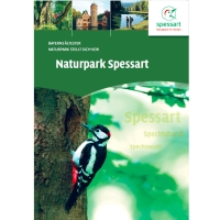 Titel Naturparkbroschüre 2015