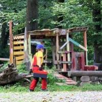 Kinder- und Jugendfarm Knochengarten in Haibach (Bild: Knochengarten)