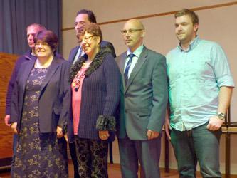 leader gruendungsversammlung lohr Lokale Aktionsgruppe Spessart gegründet