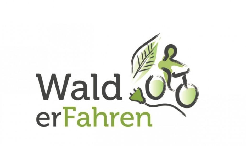 """logo Wald erFahren 940x561 Feierlicher Start des Projekts """"Wald erFahren"""""""