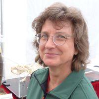 Naturparkführerin Monika Steger