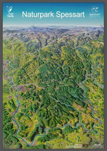 panoramakarte 2017 groß Panoramakarte wird nachgedruckt