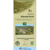 "Titel Karten ""Räuberland"""