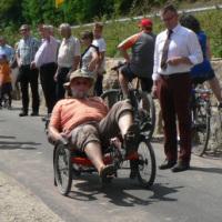 Eröffnung Radweg Gräfendorf am 21.7.2017