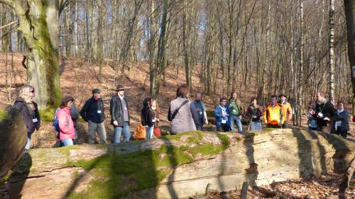znl kurs 2012 Ausbildung von zertifizierten Natur  und Landschaftsführern 2016
