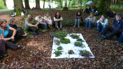 znl kurs2012 Ausbildung von zertifizierten Natur  und Landschaftsführern 2016
