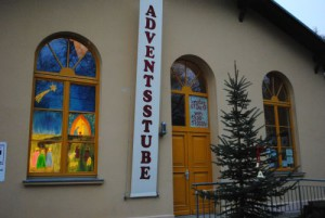 Adventsstube