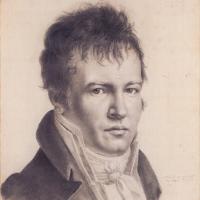 Selbstporträt Alexander von Humboldt