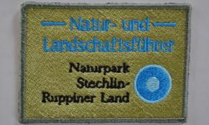 Aufnäher NLF 300x180 Egbert Witzlau geht als zertifizierter Natur  und Landschaftsführer an den Start