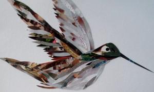 Ausstellung Donner Collage Herold März 300x180 Ausstellungseröffnung  ...echt tierisch
