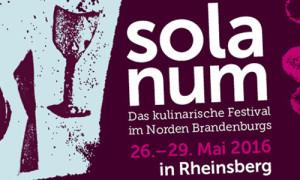 Banner 500x300 300x180 SOLANUM   das kulinarische Festival im Norden Brandenburgs (26.  29. Mai 2016 ) in Rheinsberg