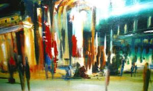 Christel Stüwe 2 300x180 Ausstellung Spaß am Malen
