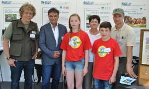 DBU Umweltwoche 08 300x180 Naturpark zu Gast beim Bundespräsidenten