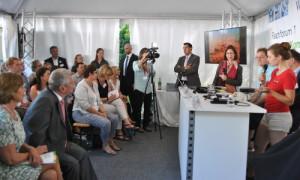 DBU Umweltwoche 81 300x180 Naturpark zu Gast beim Bundespräsidenten