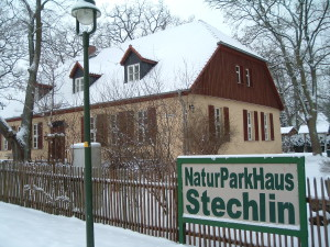 NaturParkHaus im Winter