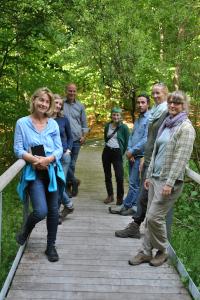 DSC 0069 EU Life Projekt Feuchtwälder erfolgreich geprüft