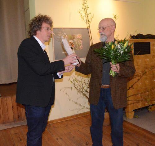 Danke f. Wolfgang Henkel 5 Verleihung des Ehrenamtspreises an Dr. Wolfgang Henkel