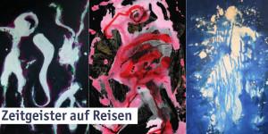 Einladung Zeitgeister 300x150 Ausstellungseröffnung im Künstlerhof Roofensee in Menz