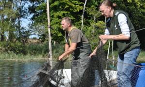 Fischerei Tortsee 02 300x180 Christian Wojatzek aus Wittstock/Dosse