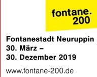 Fontane Logo Theodor Fontane (1819 1898)
