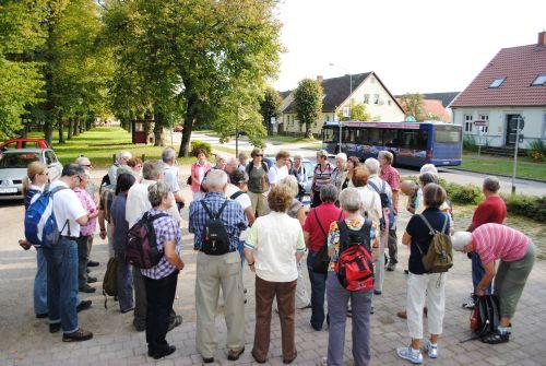 Fontanewanderung Geheimnisse einer Landschaft   Naturschutzgebiet Stechlin