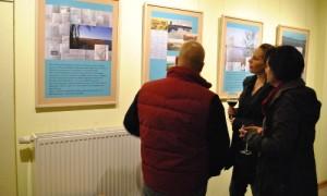 Geronsee3 0018 300x180 Ausstellung Geronsee in der Regionalwerkstatt Stechlin eröffnet