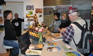 Grüne Woche 087 300x180 Naturpark erfolgreich auf der Grünen Woche präsentiert