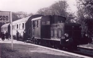 Historische Zug