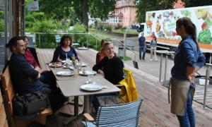 Isabell Hiekel 56 300x180 Grüne Landtagsabgeordnete besucht Naturpark