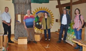 Isabell Hiekel 69 300x180 Grüne Landtagsabgeordnete besucht Naturpark