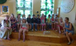 Kita Lindow 483 300x180 Zappelduster   besucht Naturpark Kita Lindow