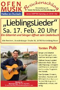 Liederabend200x300 Konzert in der Alten Reederei Fürstenberg/Havel